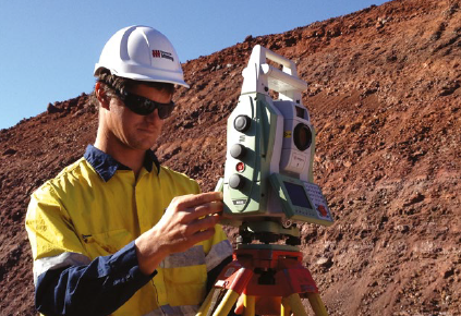 With The Mining Boom Over Commodity Prices Volatile And Demand Unpredictable Australian Mines Their Surveyors Are Having To Work Smarter