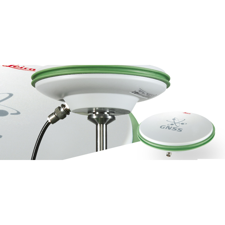 Leica AS10 Triple Frequency GNSS Antenna | C R Kennedy Survey Solutions