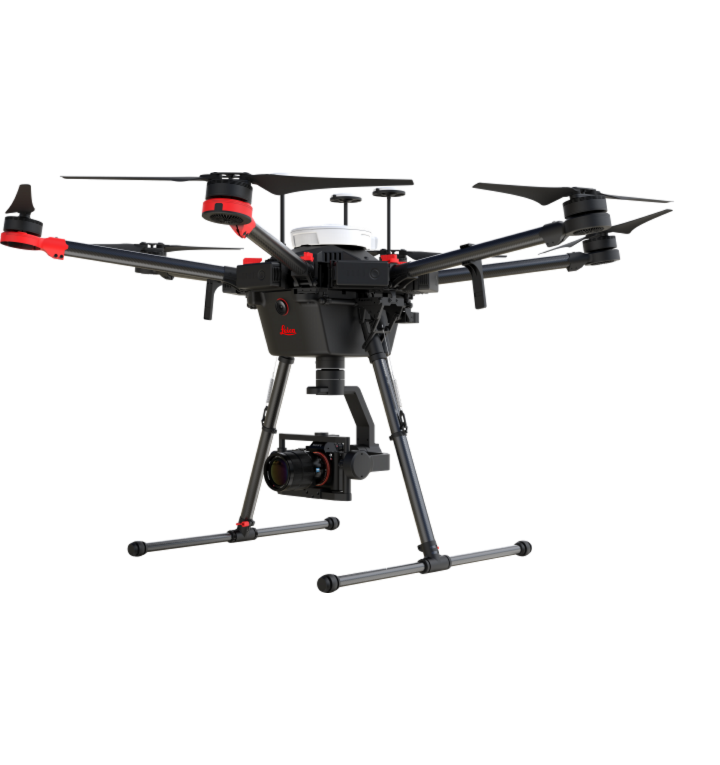 Leica Aibot SX PPK UAV with Sony Alpha 7R Camera Payload