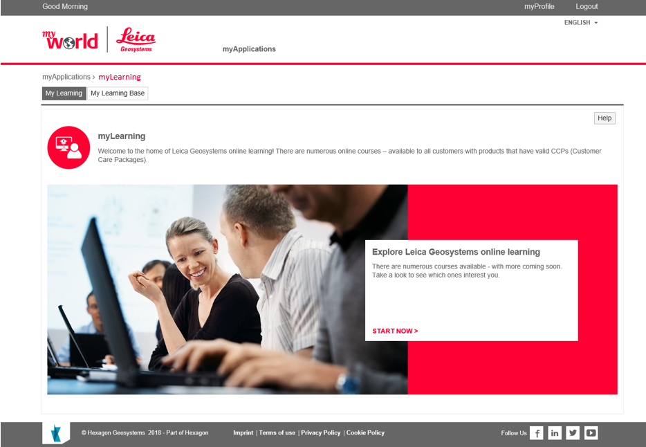 Leica Geosystems online learning courses | C R Kennedy Survey Solutions