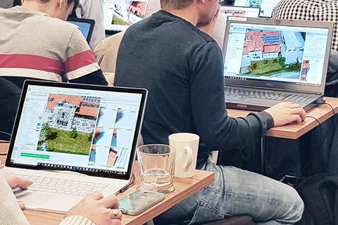 Pix4Dmapper Essentials workshops | C R Kennedy Survey Solutions